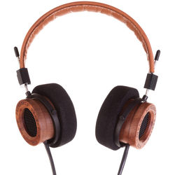 Grado RS1e Headphones (Black and Mahogany)