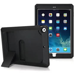 iLuv Selfy Case with Wireless Camera Shutter for iPad Air (Black)