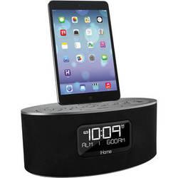 iHome iDL46 Stereo Dual Alarm Clock Radio iPad, iPhone, iPod
