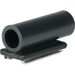 LMC Sound SANVPR-BK Vampire Clip for Sanken COS-11 Lavalier Microphones (Long, Black)