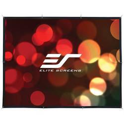 """Elite Screens DIY Pro DIY141RH1 69.9 x 122.8"""" RearPro Projection Screen"""