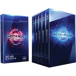 Video Copilot MotionPulse BlackBox & Shockwave Bundle (Download)