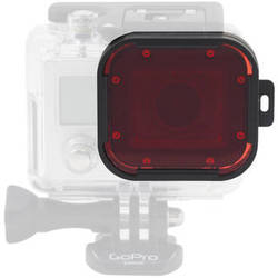 Polar Pro Red Dive Filter for GoPro Dive Housing