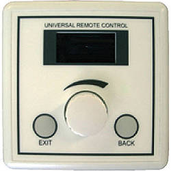 Bogen Communications URC Programmable Wall Remote Controller with Display for CORE Audio Systems