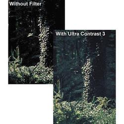 "Tiffen 4 x 5.65"" Ultra Contrast 1 Filter"