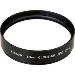 Canon 58mm 250D Close-up Lens