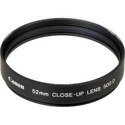 Canon 52mm 500D Close-up Lens