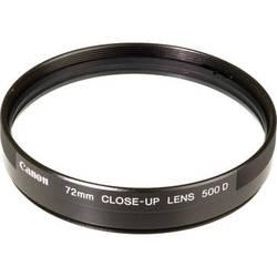 Canon 72mm 500D Close-up Lens