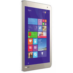 "Toshiba 32GB Encore 2 WT8-B32CN 8.0"" Wi-Fi Tablet (Satin Gold)"