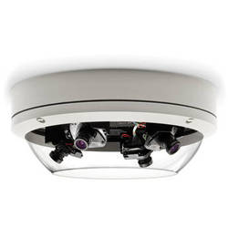 Arecont Vision SurroundVideo Omni AV20175DN-NL 20MP H.264 All-in-One Omni-Directional User-Configurable Multi-Sensor Day/Night Indoor/Outdoor Dome IP Camera (No Lens)