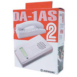 Aiphone DA-1AS Single-Tenant Two-Wire Door Entry System with Power Supply