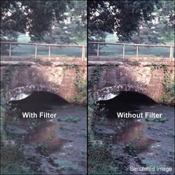 "Tiffen 4 x 4"" Pro-Mist 1/2 Filter"