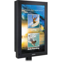 "SunBriteTV DS-3214P-BL 32"" Weatherproof LED - Portrait Mode (Black)"