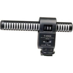 Canon DM-50 Directional Stereo Microphone