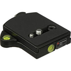 Manfrotto 394 Low Profile Quick Release Adapter with 410PL Plate