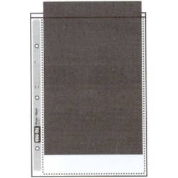 """Vue-All Photo Saver Archival Storage Page, 8x12"""", Holds 2 Prints - 100 Pack"""