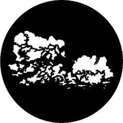 Rosco Steel Gobo #7712 - Cloud 2 - Size B