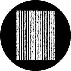 Rosco Steel Gobo #7621 - No Strings - Size M