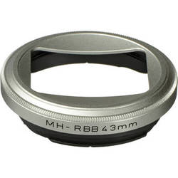 Pentax MH-RBB43 Lens Hood (Silver)