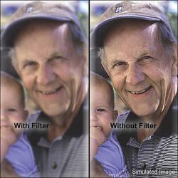 "Tiffen 6 x 6"" Softnet White 4 Filter"