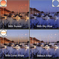 "LEE Filters 4x6"" Sky Resin Filter Set"