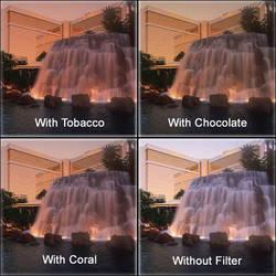 """LEE Filters 4x6"""" Autumn Tint Resin Filter Set"""