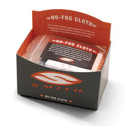 Smith Optics No-Fog Cloth (20-Pack)