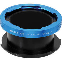 FotodioX Pro Lens Mount Adapter PL to Sony FZ Mount