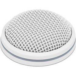 Sennheiser MEB 102-L Omnidirectional Boundary Microphone (White)