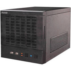 NUUO CT-4000 Crystal Tower 4-Bay Network Video Recorder (12TB)