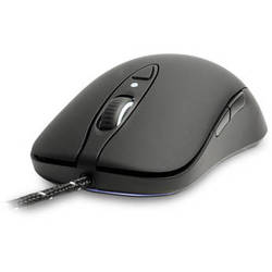 SteelSeries Sensei [RAW] Laser Gaming Mouse (Rubberized Black)