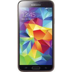 Samsung Galaxy S5 SM-G900H International 16GB Smartphone (Unlocked, Gold)