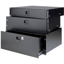 Raxxess Sliding Rack Drawer, 2-Space
