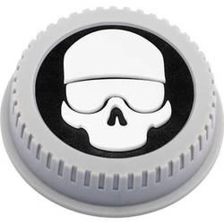 BlackRapid LensBling Skull with Goggles Cap for Nikon Lenses