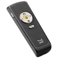 InFocus Presenter Remote with Laser Pointer and USB Receiver