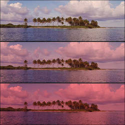 Cokin P161 Pola-Color Red Special Color Effect Glass Filter