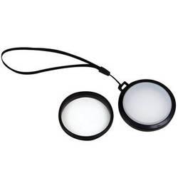 Dot Line 52mm White Balance Lens Cap