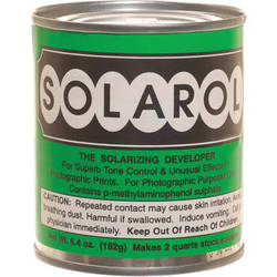 Solarol Solarol Developer for Black & White Paper