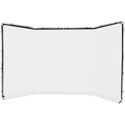 Lastolite Panoramic Background (13', White)