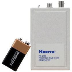 Horita PG-2100 Mini Portable Time Code Generator