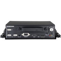 Hanwha Techwin SRM-872 8-Channel Mobile Network Video Recorder (No HDD)