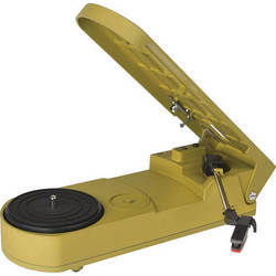 Crosley Radio Portable Revolution USB Turntable (Green)