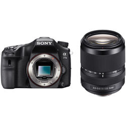 Sony Alpha a77 II DSLR Camera with 18-135mm Lens Kit