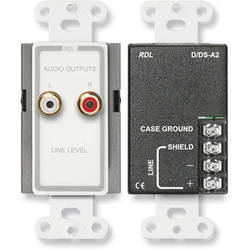 RDL D-A2 Line Output Assembly (White)