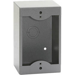 RDL SMB-1G Surface Mount Box for Single Decora-Style Product (Gray)