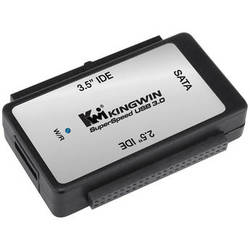 Kingwin EZ-Connect USB 3.0 to SATA & IDE Bridge Adapter