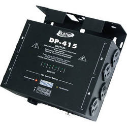 American DJ Elation DP-415 DMX 4-Channel Dimmer Pack