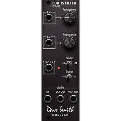 Dave Smith Instruments DSM01 Curtis Filter - For Modular Synthesizers