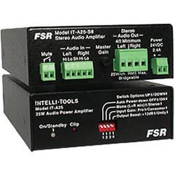 FSR 25 Watt per Channel 8 Ohm Stereo Amplifier
