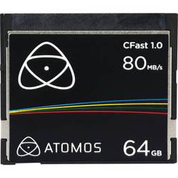 Atomos 64GB CFast Card
